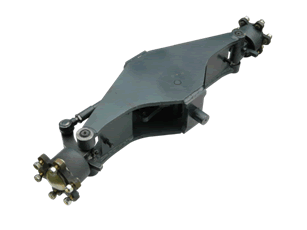 Rear Axle Assy